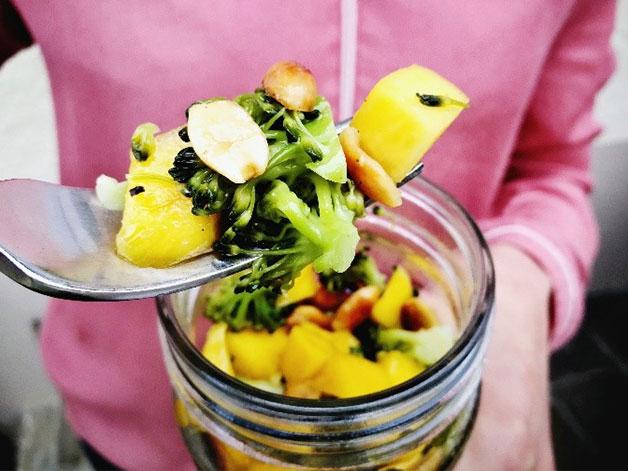 Sommerküche Zum Vorbereiten : Leichte sommerküche to go tipps für einen erfrischenden snack